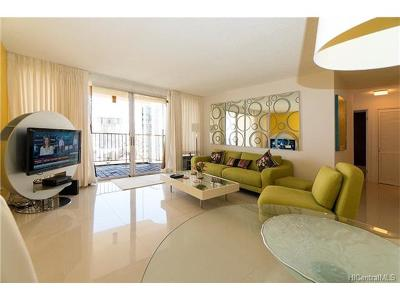 Honolulu Condo/Townhouse For Sale: 1350 Ala Moana Boulevard #3007