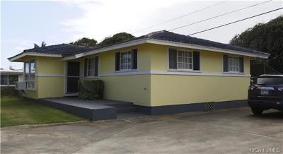 Laie Single Family Home In Escrow Showing: 55-514 Moana Street