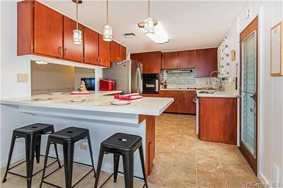 Single Family Home For Sale: 4564 Kalanianaole Highway