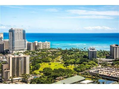 Hawaii County, Honolulu County Condo/Townhouse For Sale: 223 Saratoga Road #1420