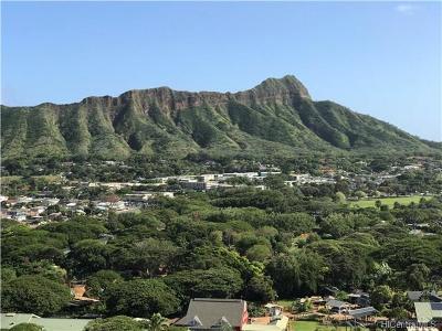 Honolulu Condo/Townhouse For Sale: 2600 Pualani Way #2402