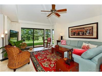 Condo/Townhouse For Sale: 350a Kaelepulu Drive #401