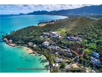 Kailua Single Family Home For Sale: 1601 Mokulua Drive