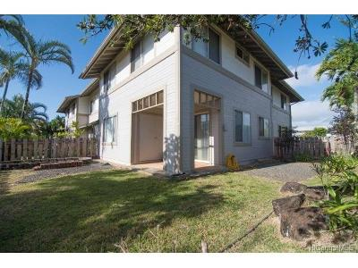 Mililani Condo/Townhouse In Escrow Showing: 95-1019 Kuauli Street #117