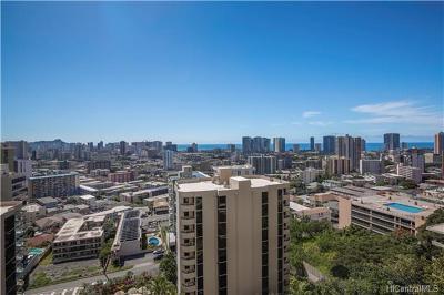 Honolulu HI Condo/Townhouse For Sale: $788,000