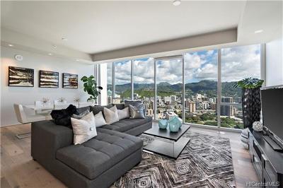 Honolulu HI Condo/Townhouse For Sale: $2,288,000