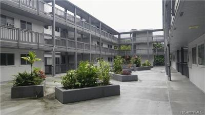 Kaneohe Condo/Townhouse In Escrow Showing: 46-271 Kahuhipa Street #E103
