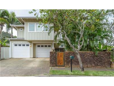Haleiwa Single Family Home For Sale: 58-133 Mamao Street