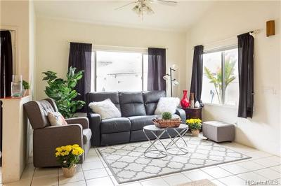 Ewa Beach Condo/Townhouse In Escrow Showing: 91-1101 Kaimalie Street #2T6