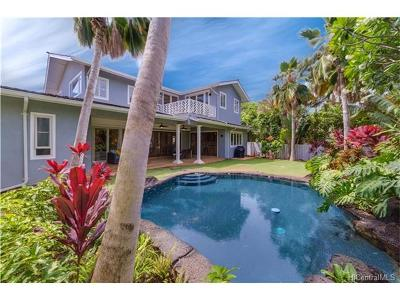 Hawaii County, Honolulu County Single Family Home For Sale: 736 Elepaio Street