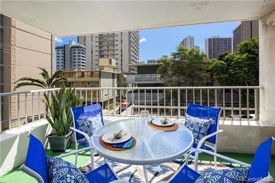 Honolulu Condo/Townhouse For Sale: 2421 Tusitala Street #301