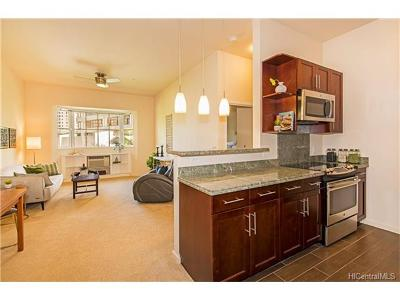 Honolulu Condo/Townhouse For Sale: 1810 Kaioo Drive #B503