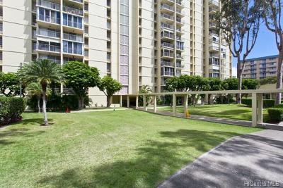 Honolulu Condo/Townhouse For Sale: 3161 Ala Ilima Street #2304