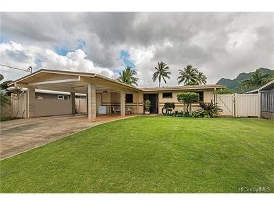 Single Family Home For Sale: 1033 Akumu Street