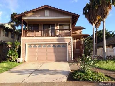 Kapolei Rental For Rent: 91-1489 Wahane Street