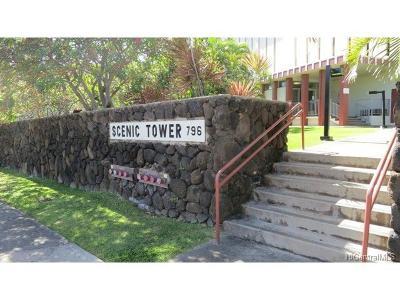 Honolulu Condo/Townhouse For Sale: 796 Isenberg Street #5F