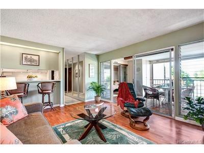 Single Family Home For Sale: 3731 Kanaina Avenue #239