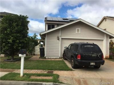 Waianae Single Family Home In Escrow Showing: 87-326 Kulawae Street