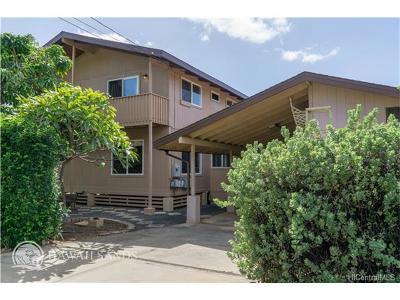 Waianae Rental For Rent: 84-557 Widemann Street