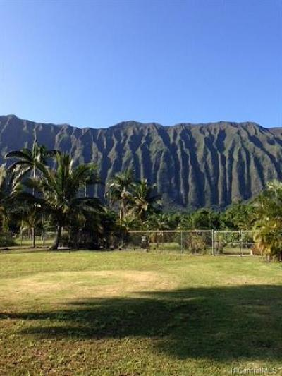 Waimanalo Residential Lots & Land For Sale: Lot A-3 Mahailua Street