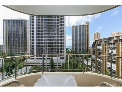 Honolulu Condo/Townhouse For Sale: 311 Ohua Avenue #1105