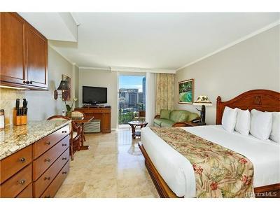 Honolulu Condo/Townhouse For Sale: 2045 Kalakaua Avenue #912