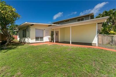 Waianae Single Family Home For Sale: 84-687 Manuku Street #A