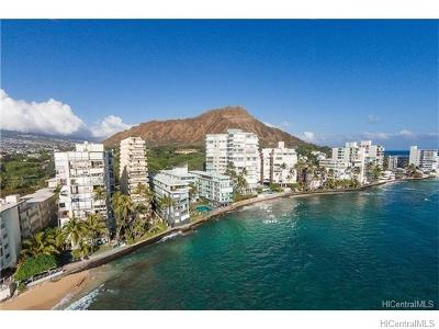 Honolulu Condo/Townhouse For Sale: 2943 Kalakaua Avenue #403