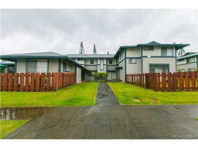 Mililani Condo/Townhouse In Escrow Showing: 95-1052 Kuauli Street #182