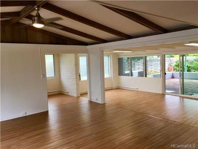 Hawaii County, Honolulu County Rental For Rent: 1040 Pueo Street