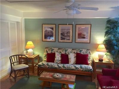 Honolulu HI Condo/Townhouse For Sale: $105,888