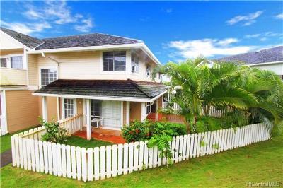 Waipahu Condo/Townhouse In Escrow Showing: 94-1481 Waipio Uka Street #E105