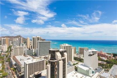 Honolulu Condo/Townhouse For Sale: 2240 Kuhio Avenue #3604