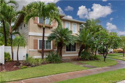 Ewa Beach Single Family Home For Sale: 91-1006 Kailoa Street