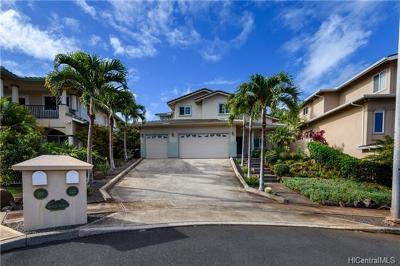 Kapolei Single Family Home For Sale: 92-222 Hoalii Place