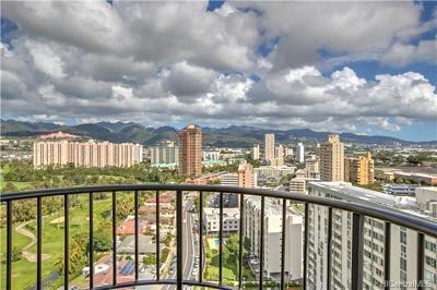 Honolulu HI Condo/Townhouse For Sale: $470,000