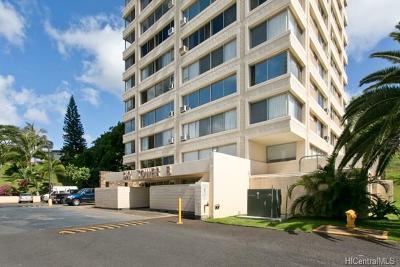 Condo/Townhouse For Sale: 1060 Kamehameha Highway #3802B
