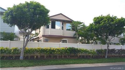 Ewa Beach HI Single Family Home For Sale: $505,000