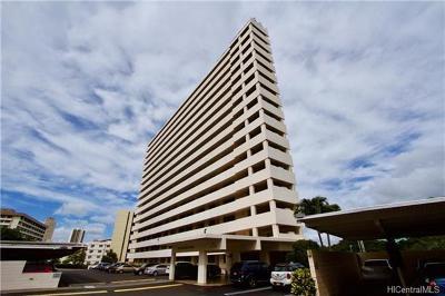 Honolulu HI Condo/Townhouse For Sale: $455,000