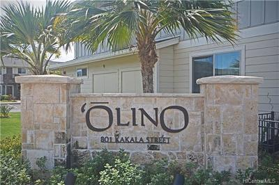 Kapolei Condo/Townhouse For Sale: 801 Kakala Street #103