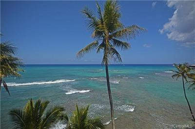 Honolulu Condo/Townhouse For Sale: 2943 Kalakaua Avenue #706