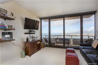 Honolulu Condo/Townhouse For Sale: 600 Queen Street #4003