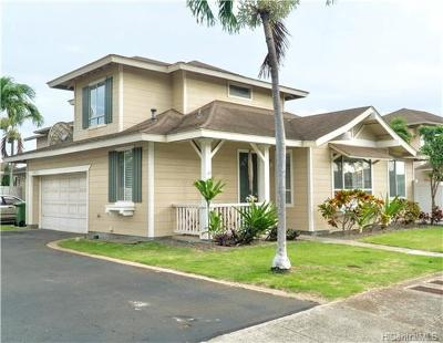 Kapolei Single Family Home For Sale: 91-1039 Opuku Street