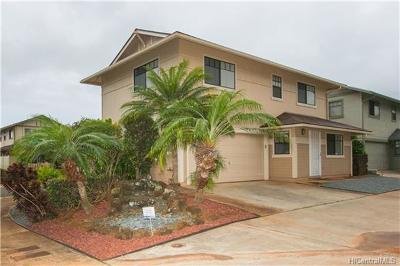 Single Family Home For Sale: 94-202 Koke Place