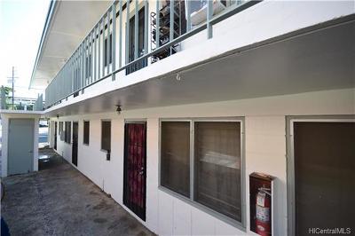 Multi Family Home For Sale: 1242 Makaloa Street