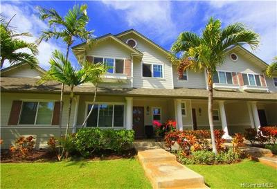 Ewa Beach Condo/Townhouse For Sale: 91-1011 Kaipalaoa Street #402