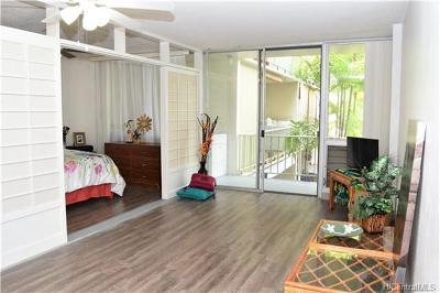 Honolulu Condo/Townhouse For Sale: 1505 Kewalo Street #203A
