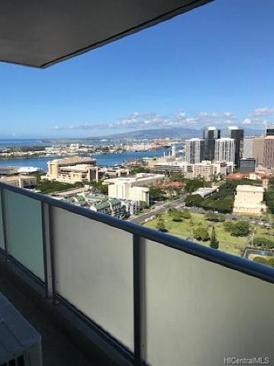 Hawaii County, Honolulu County Rental For Rent: 801 South Street #3408