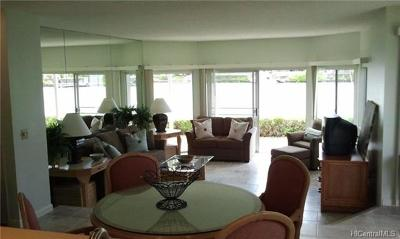Condo/Townhouse In Escrow Showing: 7007 Hawaii Kai Drive #F11