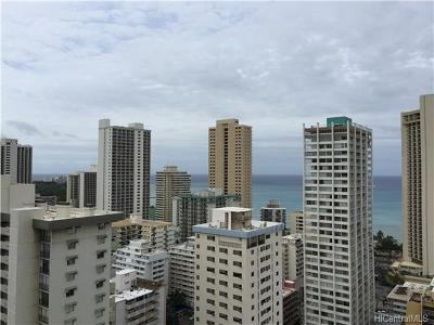 Honolulu Condo/Townhouse For Sale: 2410 Cleghorn Street #2902